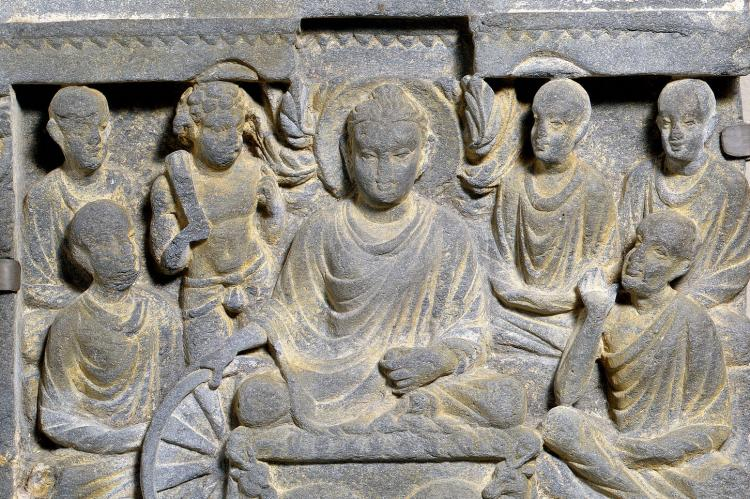 Buddha - Sarnath - Metropolitan Museum of Art, Nueva York
